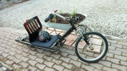 Completed Bike