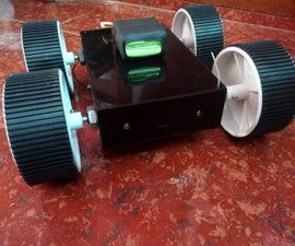ANDROID CONTROLLED MINE DETECTION ROBOT
