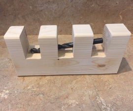 Impossible Drill Bit Puzzle