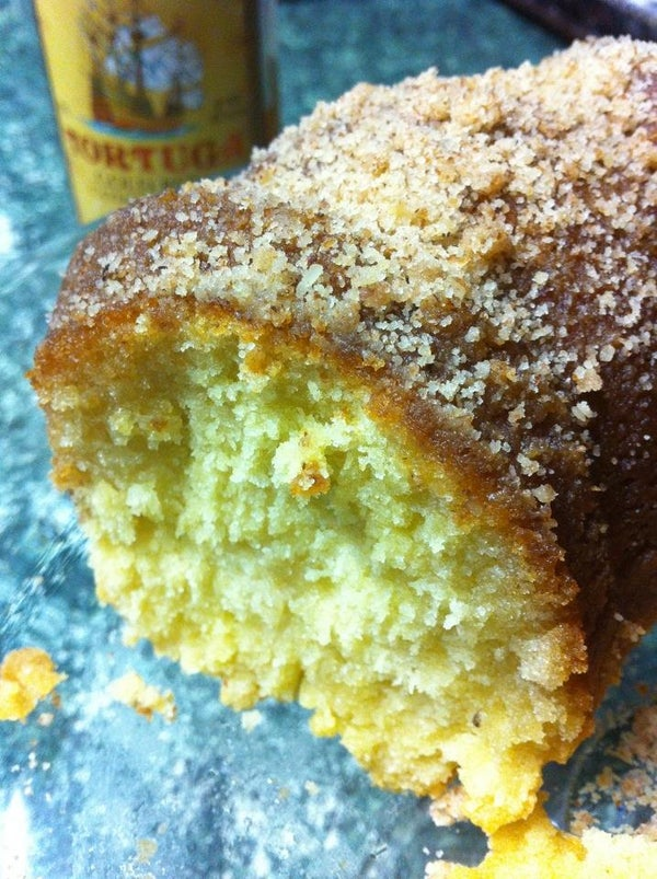 How to Make a Tortuga Rum Cake