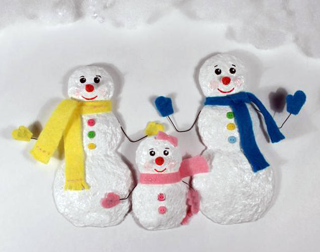 Picture of Decorate the Snowmen