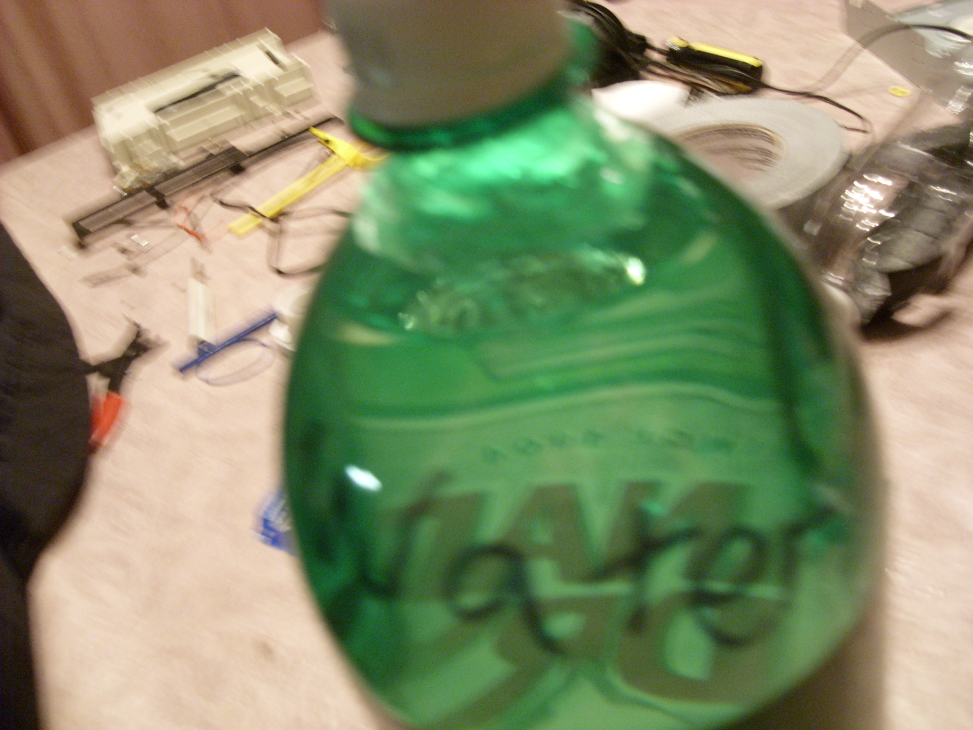 Picture of Prank Your Friends? With a Water Bottle?