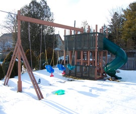 Epic Playground Structure!