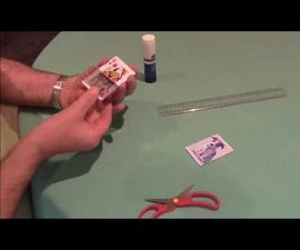 MAKE YOUR OWN CARD TRICK