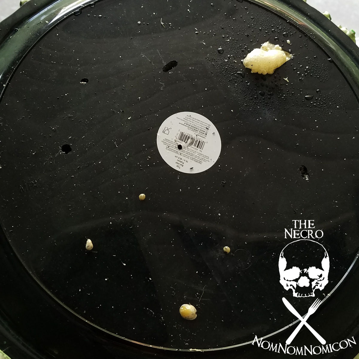Picture of Drill Some Holes in the Platter