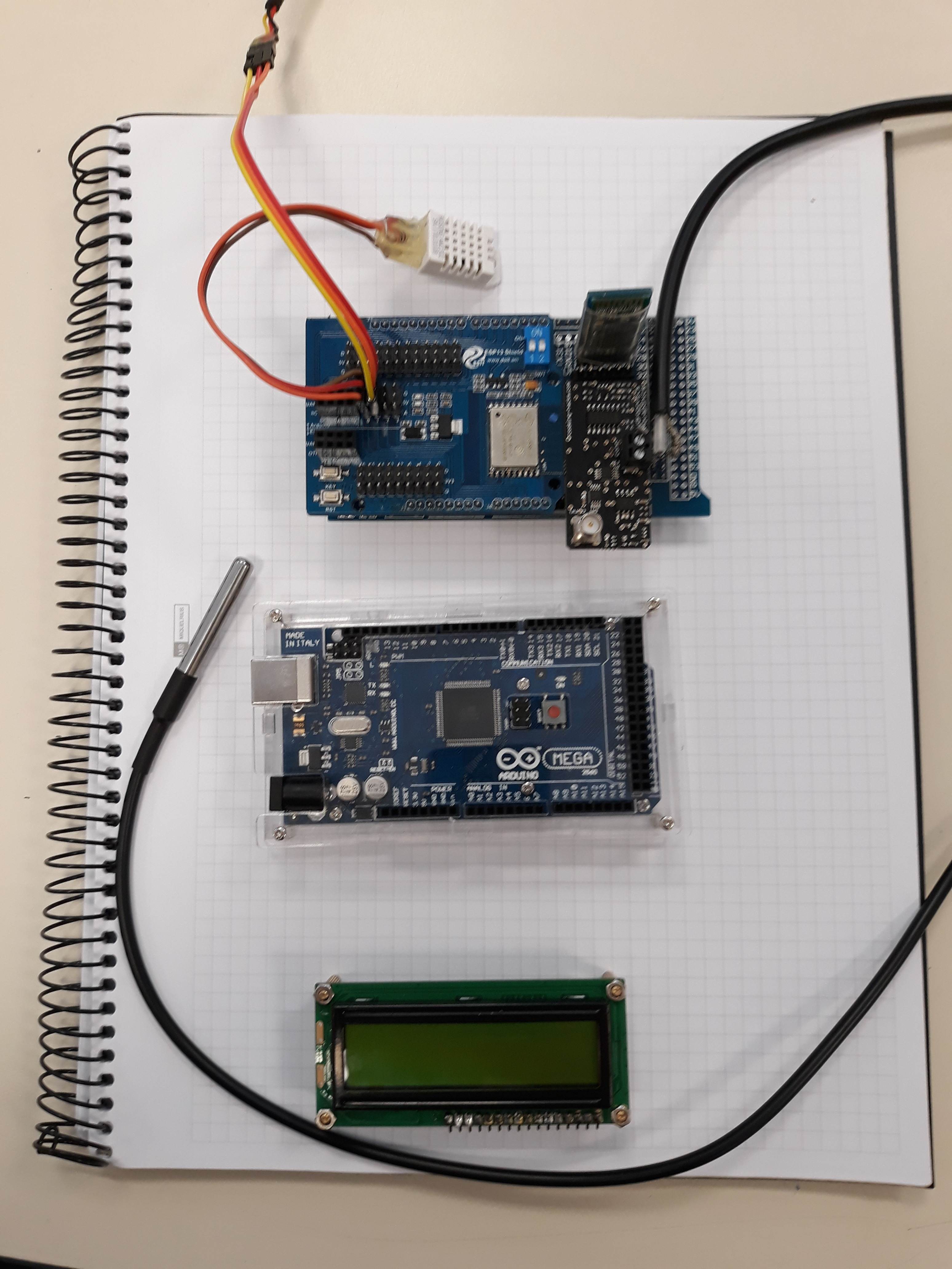 Picture of Hydroponic Sensors