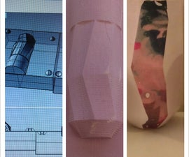 Ceramic Vessels: From Computer Generated forms to Ceramic Decals