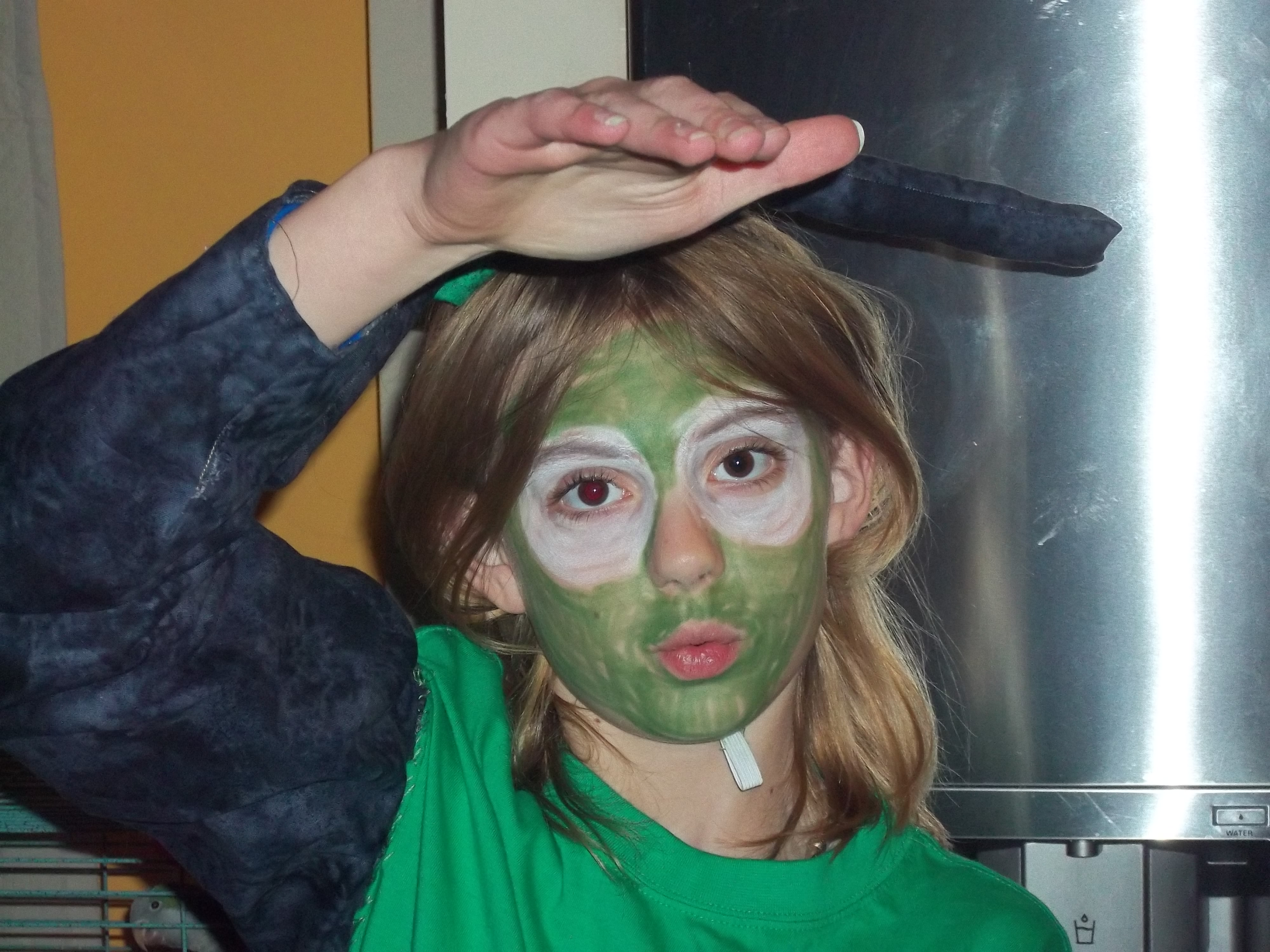 Picture of Very Easy GIR Costume
