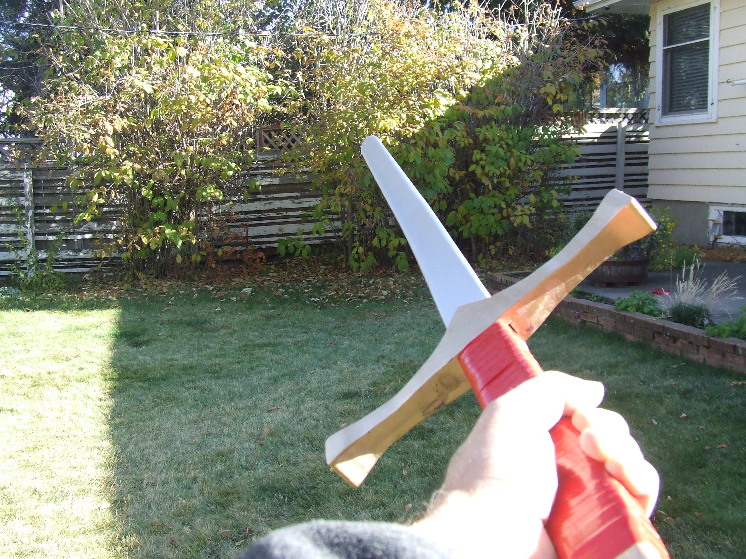 Picture of Wooden Prop Sword