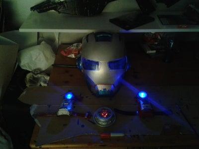 IRON MAN PROJECT 3: War Machine/Patriot Repulsors