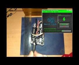 Arduino & C# - HC SR04 Distance Meter C# App for Arduino