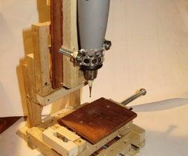 Tiny Milling Machine