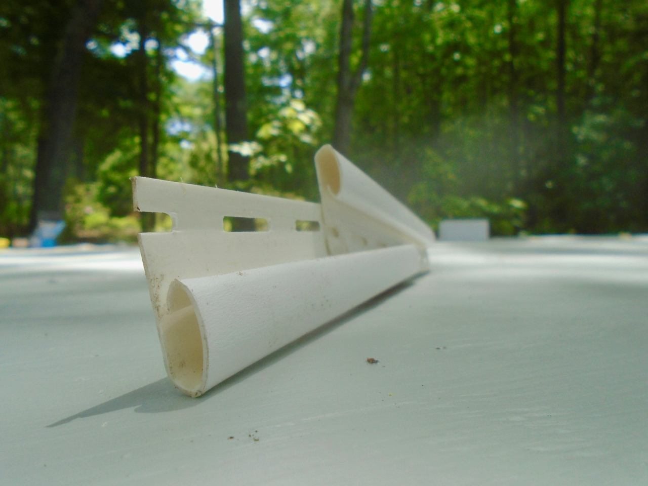 Picture of Deck Paint, Edge Banding,  Bimini Mounting Brackets