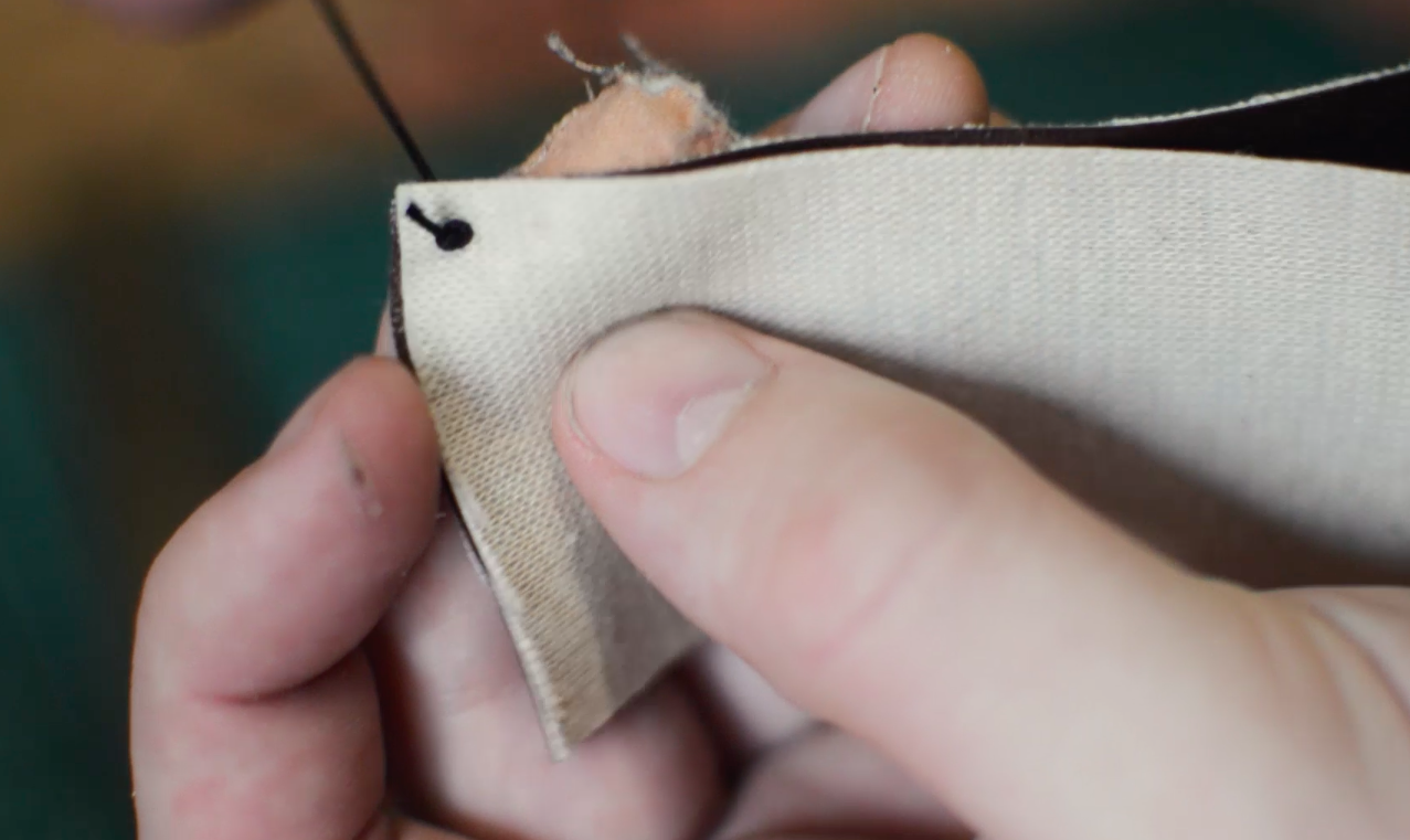 Picture of The Backstitch