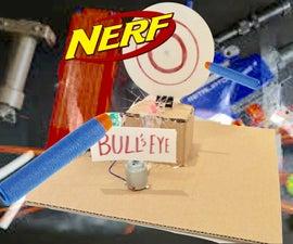 Motion Sensing Nerf Target