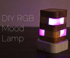 Modern RGB Mood Lamp