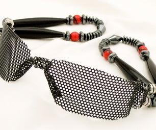 Beaded Glasses