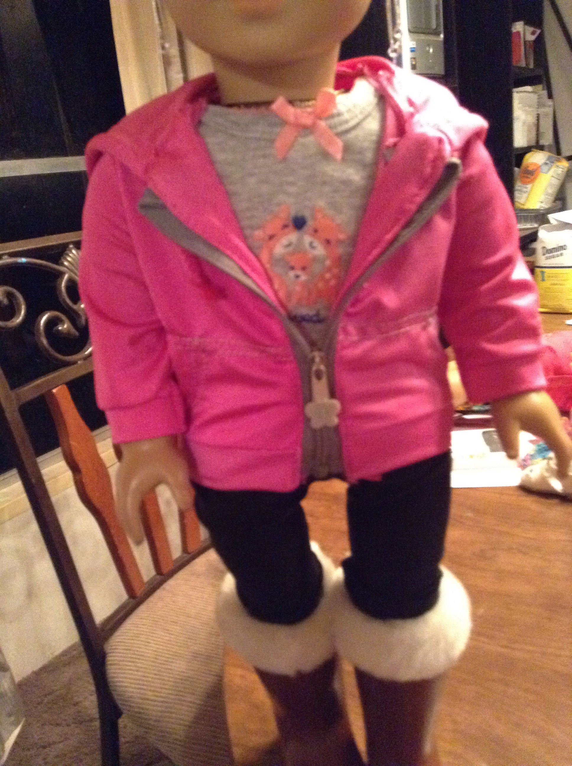 Picture of How to Dress Your Doll