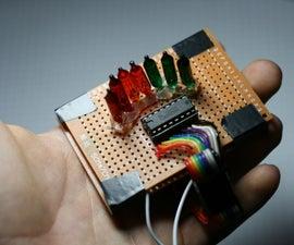 Christmas Tree Lights Battery Voltage Tester