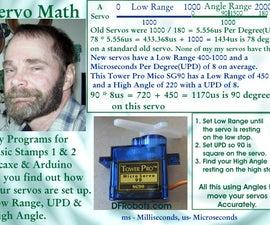 Servo Math