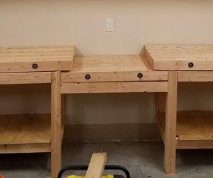 Build Your Own Custom Workbench