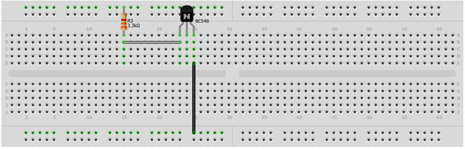 Picture of Transistor Connections