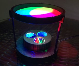 Build the Rainbow Apparatus