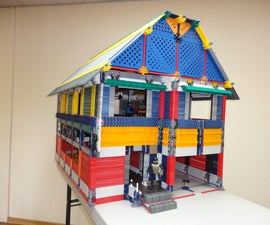 KNEX HOUSE