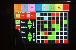 Tft Touch Screen Animation Engine And 8x8 Rgb Led Matrix Controller 4 Steps With Pictures Instructables