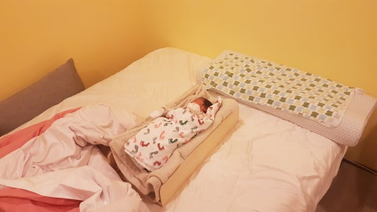 Baby Bed in Bed