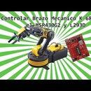 [Tutorial]Controlar Brazo Mecanico K-680 con el MSP430G2 y L293D