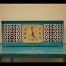 Vintage Bluetooth Speaker Clock Radio Build