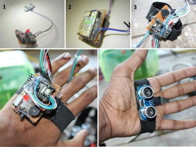 Code + Making the Module for the Hand