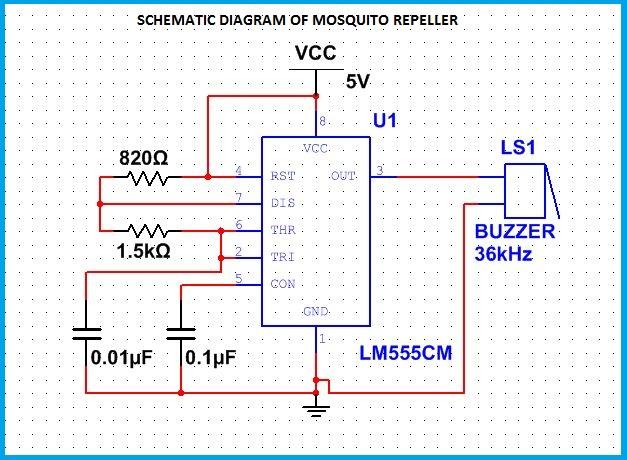 Picture of Schematic Diagram