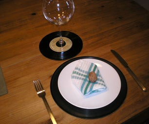 Vinyl Tablemats for Stylish Tables