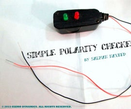 Simple Polarity Checker