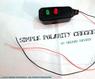 Simple Polarity Checker