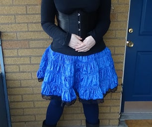 Velvet Cupcake Skirt