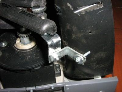 MECHANICAL ARM (option B: Motorized Action)