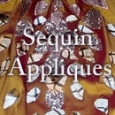 How to Make Sequin Appliques