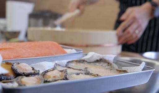 Prep Your Seafood