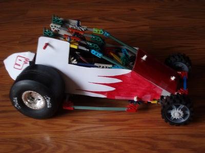 Knex Sprint Car