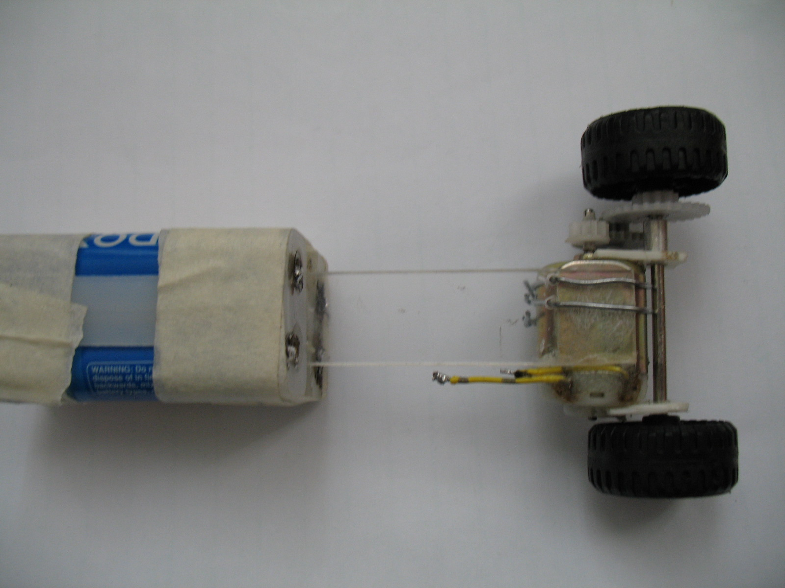 Picture of Attach Robot Neck and Head