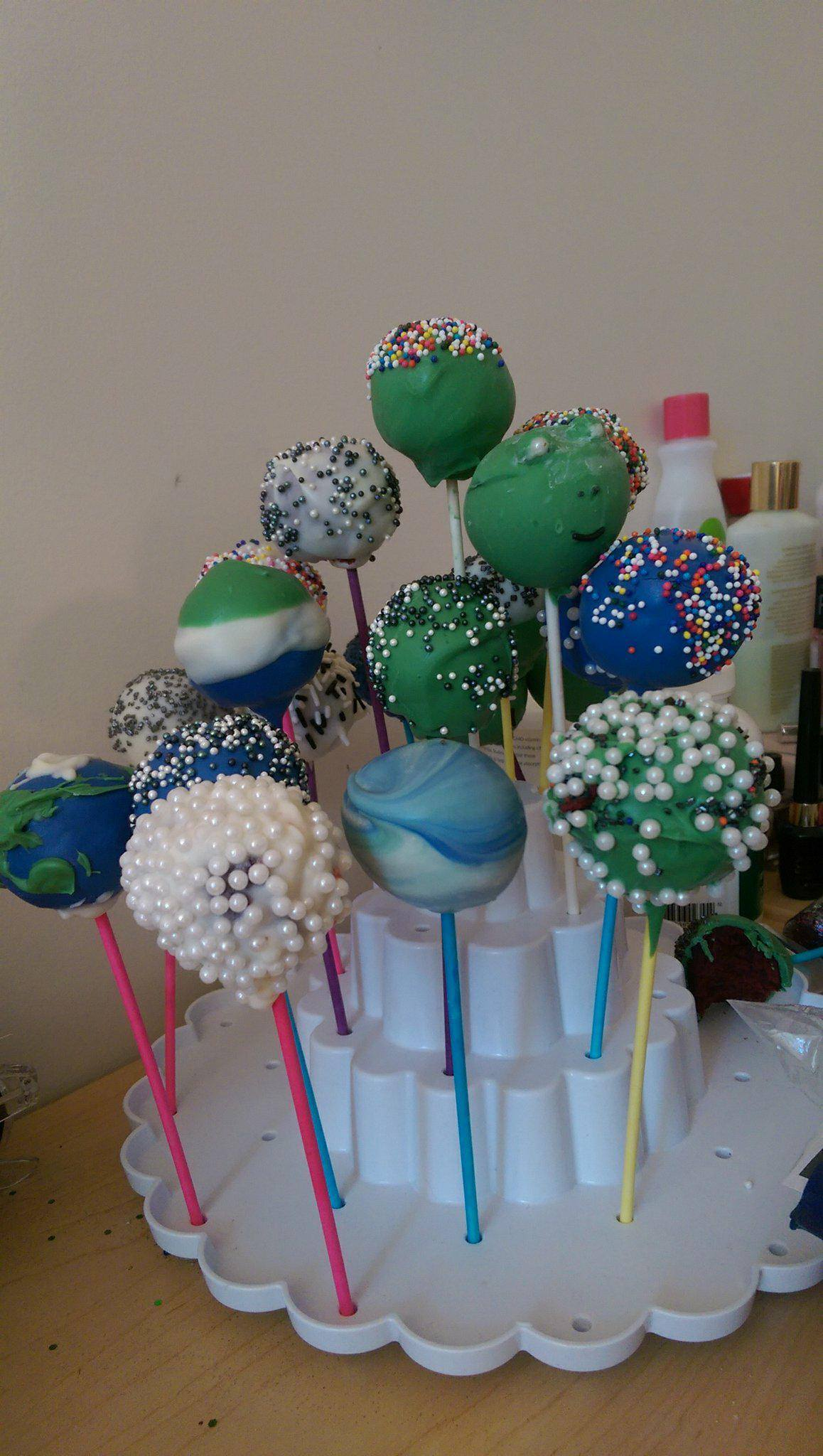 Picture of Share Your Gorgeous Cake Pops!!!