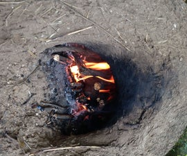Cob Bread Oven, Back Yard Sourced!