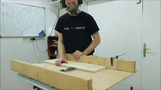 Rough Cutting the Pieces