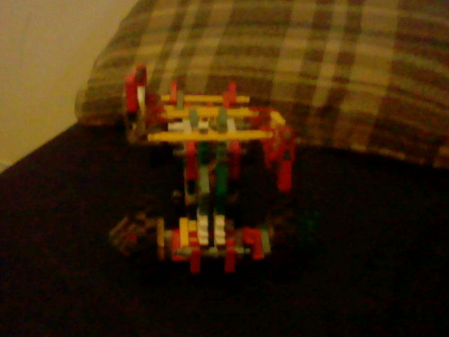 Picture of K,nex Sprint Car