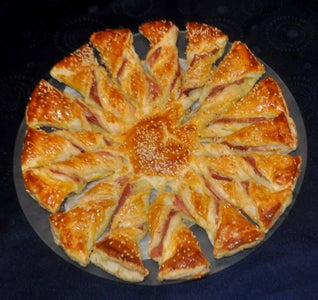 Sunny Pie Appetizer