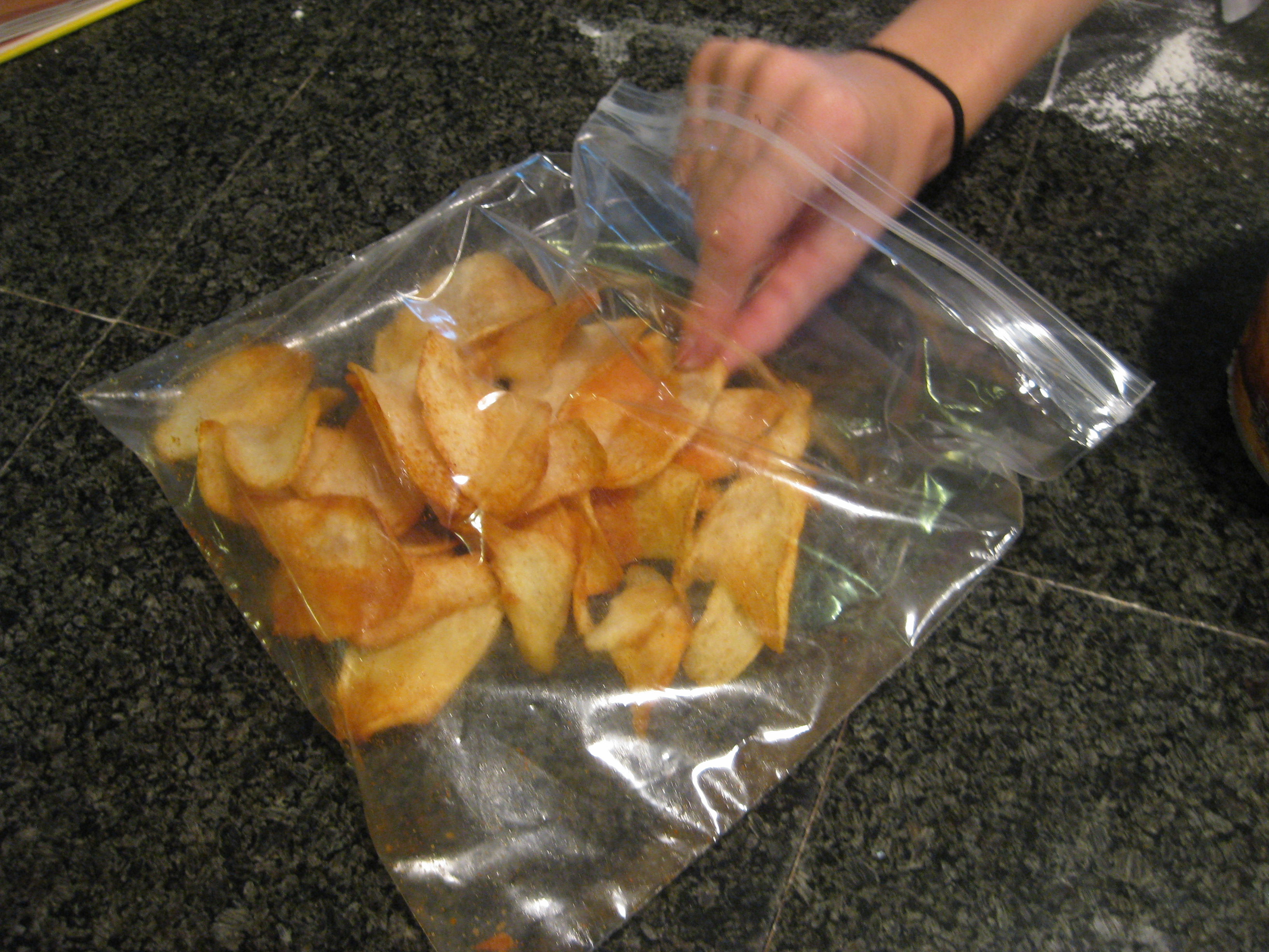 Picture of Kettle Cooked Chips