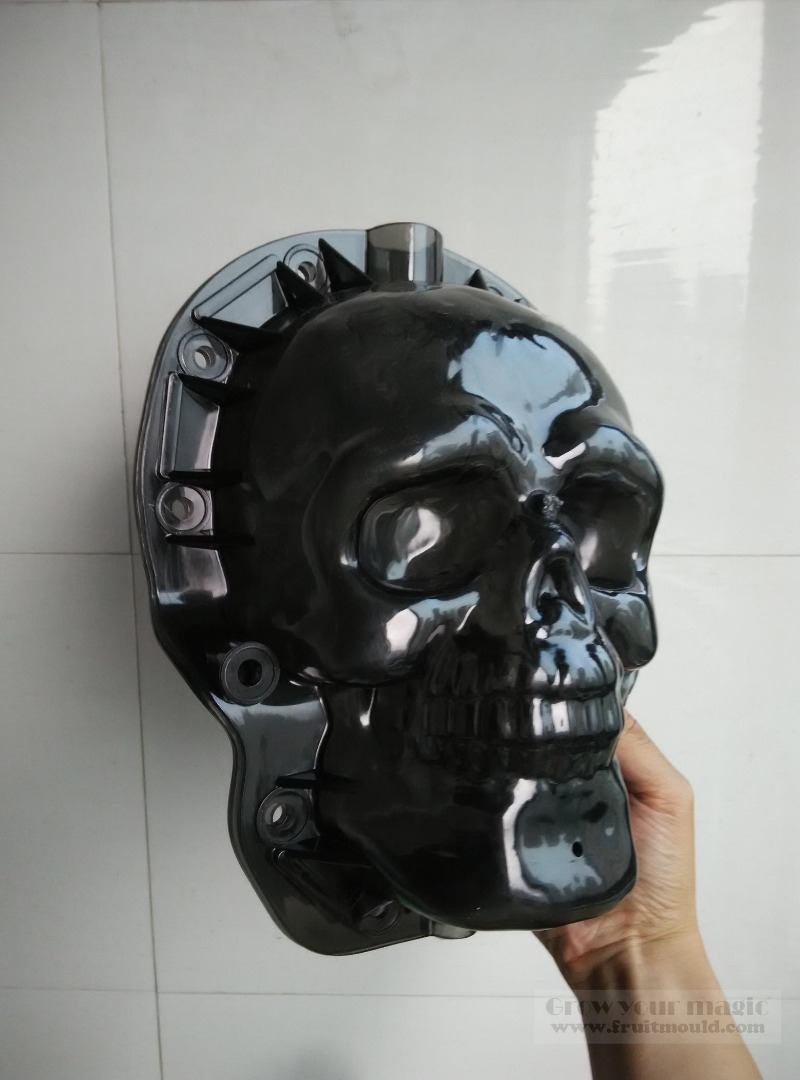 Picture of You Need to Have a Skull Shape Plastic Mold